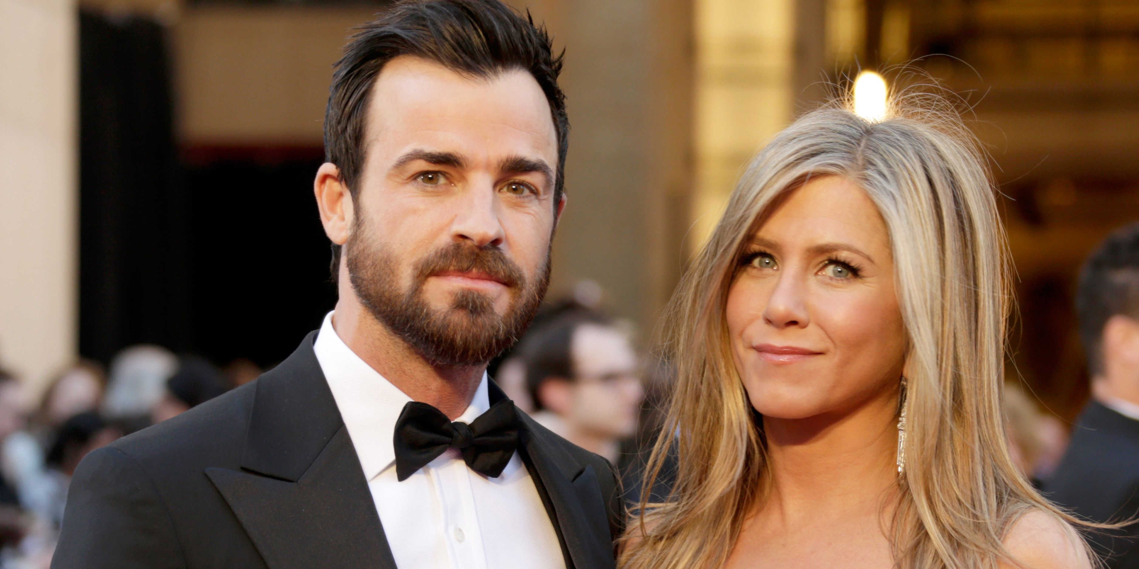 Who has Justin Theroux dated? Bio: Wife, Girlfriend, Married